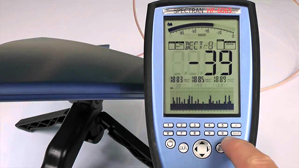 Radiation-audit-meter